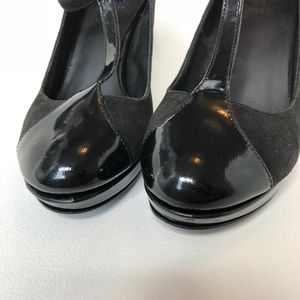 Anthropologie Shoes - T Strap Heels
